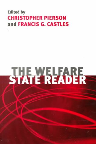 Welfare State Reader   2000 9780745622538 Front Cover