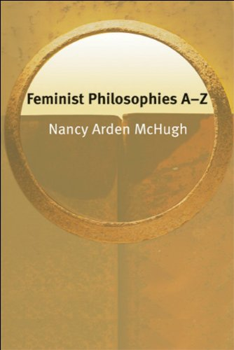 Feminist Philosophies A-Z   2007 9780748621538 Front Cover
