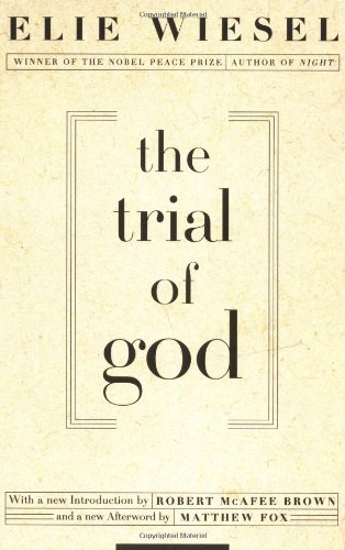 Trial of God  Reprint edition cover