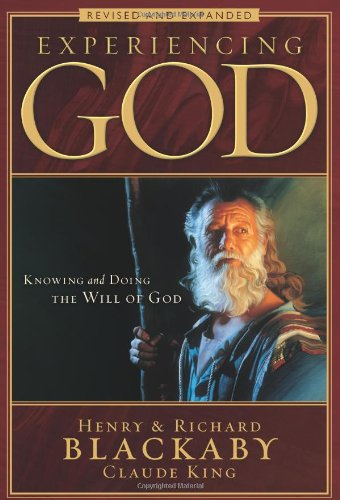 Experiencing God Knowing and Doing the Will of God  2008 (Revised) edition cover