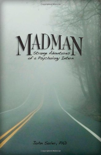 Madman Strange Adventures of a Psychology Intern  2010 edition cover