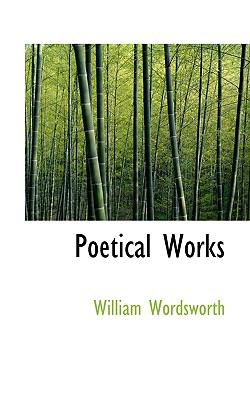 Poetical Works  N/A 9781116715538 Front Cover