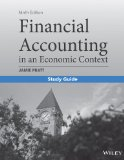 Financial Accounting in an Economic Context  9th 2014 edition cover