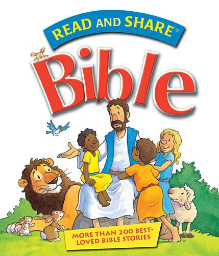 More Than 200 Best-Loved Bible Stories   2007 9781400308538 Front Cover