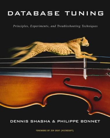 Database Tuning Principles, Experiments, and Troubleshooting Techniques  2003 9781558607538 Front Cover