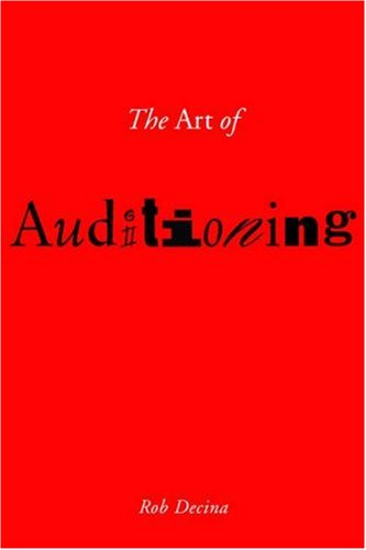 Art of Auditioning Techniques for Television  2004 edition cover