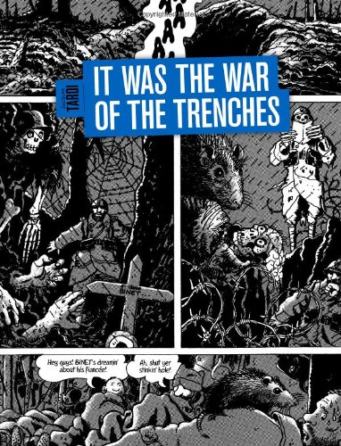It Was the War of the Trenches   2010 edition cover