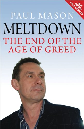 Meltdown The End of the Age of Greed 2nd 2010 edition cover