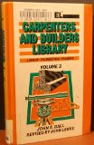 Auder Carpenters and Builders Library Layouts, Foundations, Framing 6th 1991 (Revised) edition cover