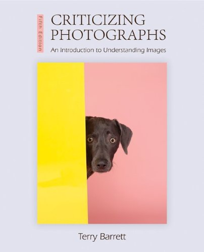 Criticizing Photographs  5th 2012 edition cover