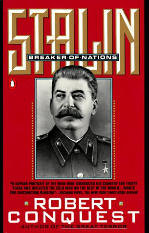 Stalin Breaker of Nations Reprint edition cover