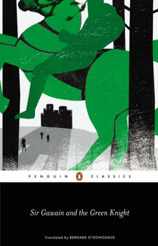 Sir Gawain and the Green Knight   2006 edition cover