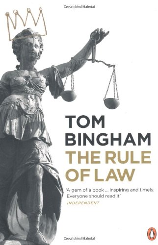 Rule of Law   2011 edition cover