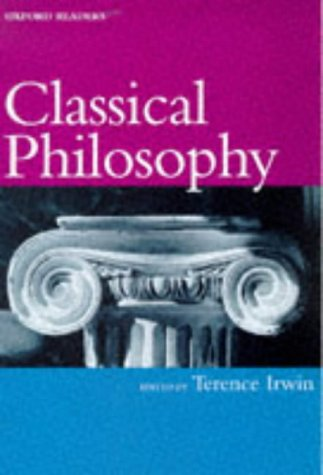 Classical Philosophy   1999 edition cover