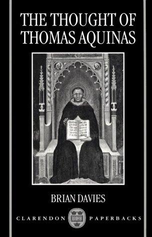 Thought of Thomas Aquinas   1992 (Reprint) edition cover