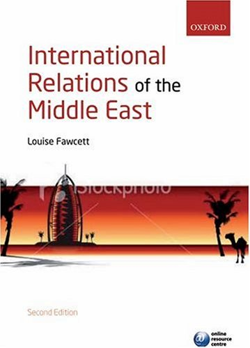 International Relations of the Middle East  2nd 2009 9780199215539 Front Cover