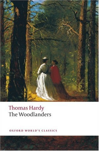 Woodlanders  2nd 2009 edition cover