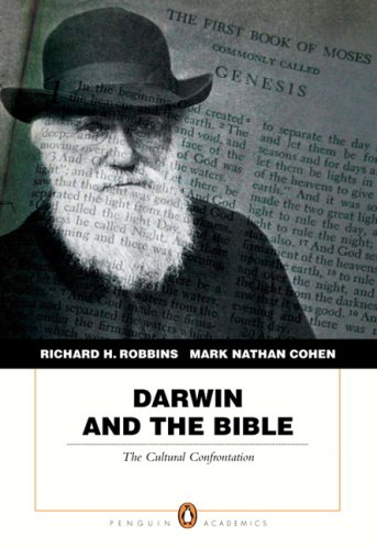 Darwin and the Bible The Cultural Confrontation  2009 edition cover