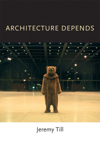 Architecture Depends   2009 9780262012539 Front Cover