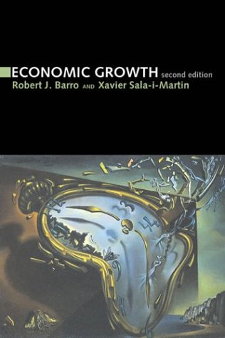 Economic Growth  2nd 2003 edition cover