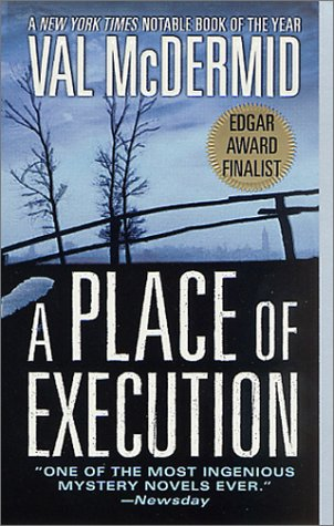 Place of Execution  Reprint 9780312979539 Front Cover