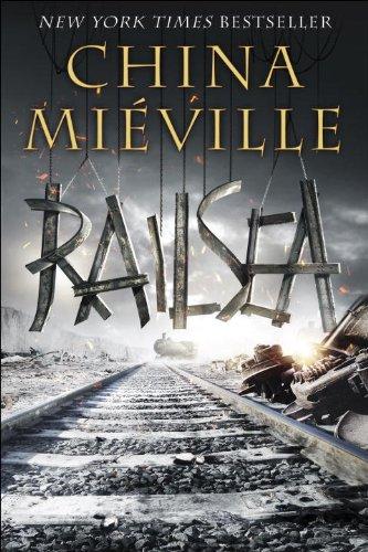 Railsea  N/A edition cover