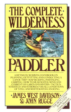 Complete Wilderness Paddler  N/A 9780394711539 Front Cover