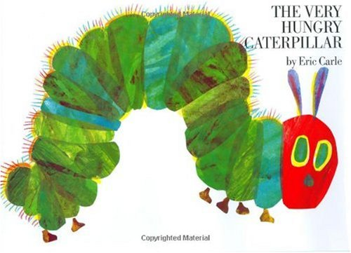 Very Hungry Caterpillar   2011 edition cover