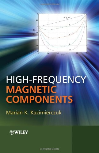 High-Frequency Magnetic Components   2009 9780470714539 Front Cover