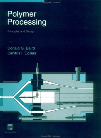 Polymer Processing Principles and Design 1st 1998 edition cover
