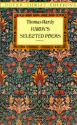 Hardy's Selected Poems   1995 edition cover