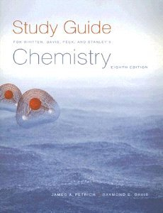 General Chemistry  8th 2007 (Guide (Pupil's)) edition cover