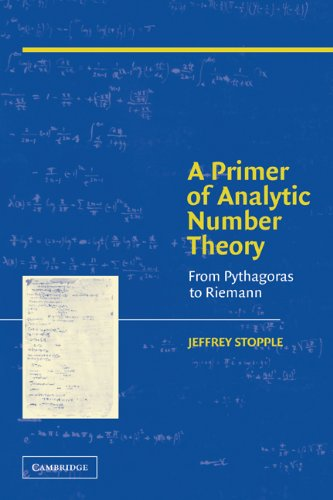 Primer of Analytic Number Theory From Pythagoras to Riemann  2003 edition cover