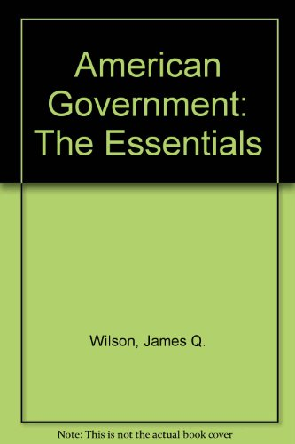 Essentials Revised and up CD-ROM, Eighth Edition and Election Magazine 8th 2001 9780618190539 Front Cover