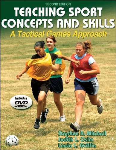 Teaching Sport Concepts and Skills A Tactical Games Approach 2nd 2006 (Revised) edition cover