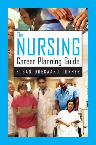 Nursing Career Planning Guide  2007 edition cover