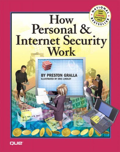 How Personal and Internet Security Works   2006 9780789735539 Front Cover