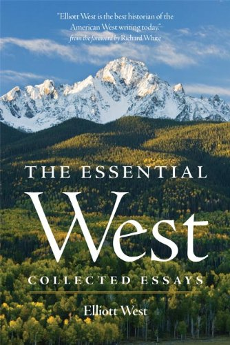 Essential West Collected Essays N/A edition cover