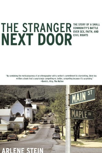 Stranger Next Door The Story of a Small Community's Battle over Sex, Faith, and Civil Rights  2002 edition cover