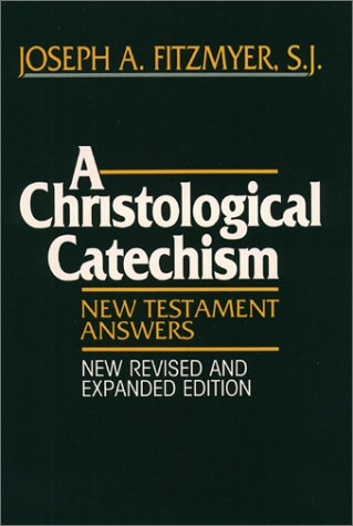 Christological Catechism New Testament Answers 2nd 9780809132539 Front Cover