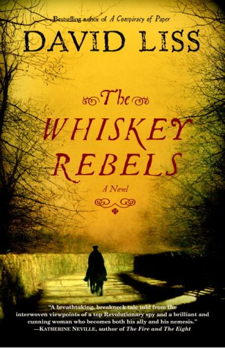 Whiskey Rebels   2009 edition cover