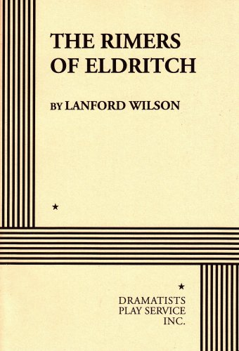 Rimers of Eldritch  N/A edition cover