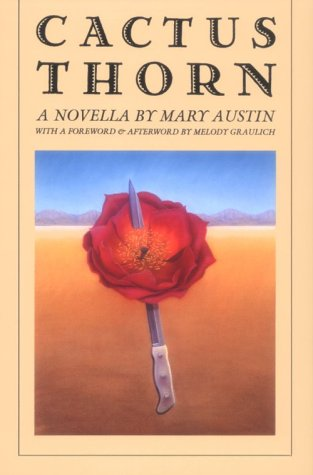 Cactus Thorn   1988 edition cover