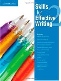 Skills for Effective Writing Level 2 Student's Book   2013 edition cover