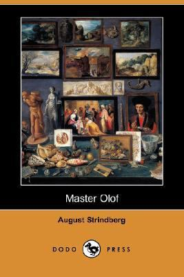 Master Olof A Drama in Five Acts N/A 9781406578539 Front Cover
