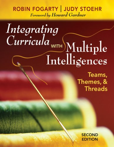 Integrating Curricula with Multiple Intelligences Teams, Themes, and Threads 2nd 2008 edition cover