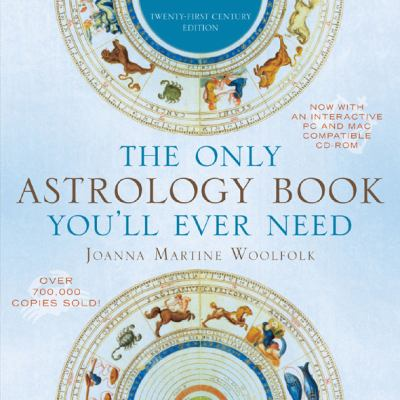 Only Astrology Book You'll Ever Need  N/A 9781589796539 Front Cover