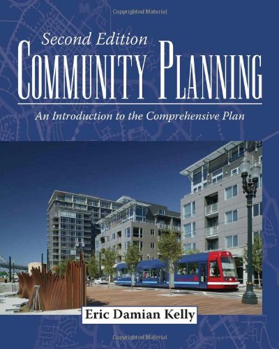 Community Planning An Introduction to the Comprehensive Plan 2nd 2009 edition cover