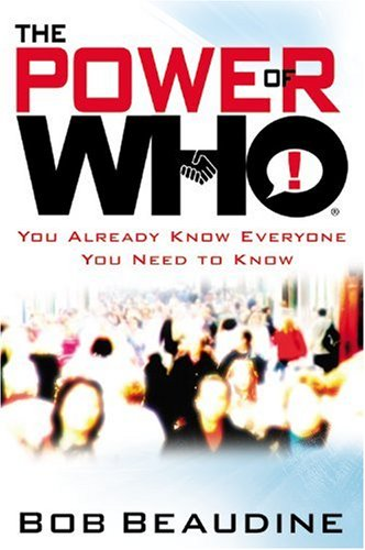Power of Who You Already Know Everyone You Need to Know  2009 edition cover