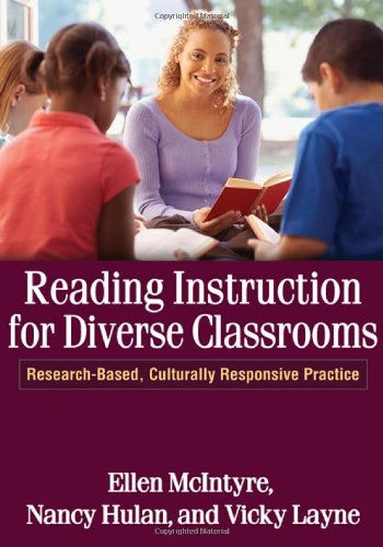 Reading Instruction for Diverse Classrooms Research-Based, Culturally Responsive Practice  2011 edition cover